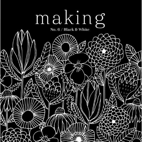 Making Magazine No. 6 / Black & White