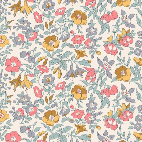 Liberty of London - The English Garden - Mamie Golden (04775601Y)