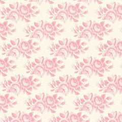Tilda Fabrics - Old Rose - Pink Mary (100203)