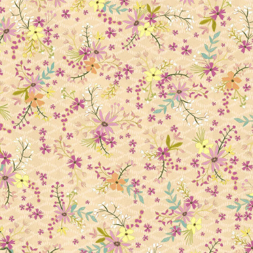 Blush & Blooms - Mini Floral Peach (41648 5)