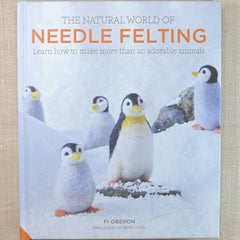 Natural World of Needle Felting