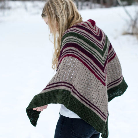 Muskoka Shawl - Single Pattern
