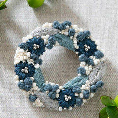 Piece - K.omono Brooch Kit Blue (PHC-084-3)