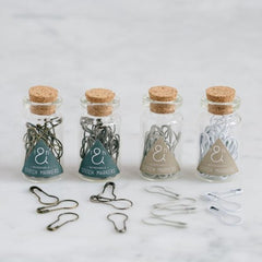 Twig & Horn - Removable Stitch Markers