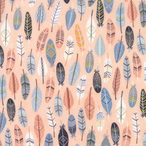 Wild & Free by Abi Hall for Moda Fabrics