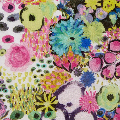 Tana Lawn Small Artists Bloom A