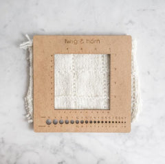 Twig & Horn - Square Gauge Ruler