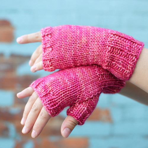 Knit your first Hand Warmers