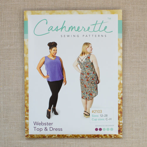 Cashmerette - Webster Top & Dress