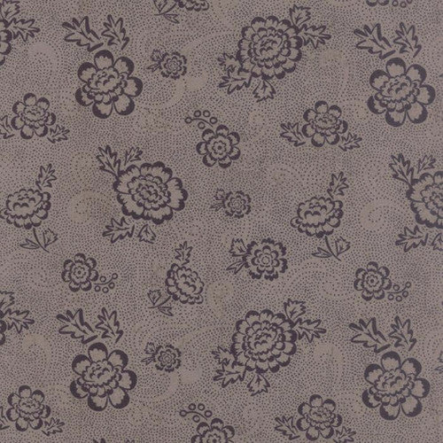 Black Tie Affair - Whimsy Floral Black/Grey (30424-16)