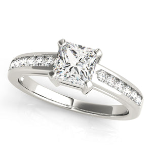 Kaia Channel Set Engagement Ring