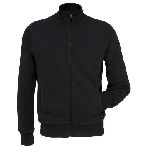 Front - B&C Spider - Sweat-shirt zippé - Homme
