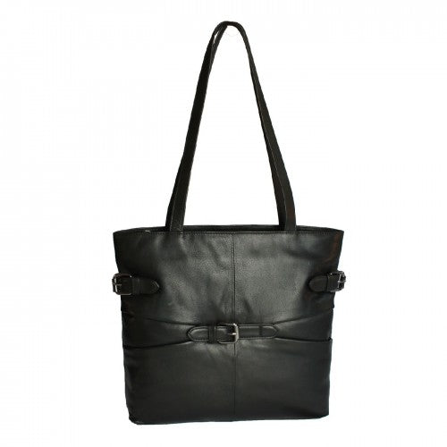 Front - Eastern Counties Leather - Sac style tote Jill - Femme