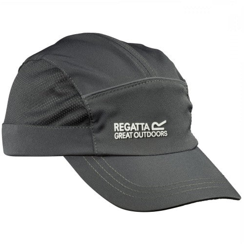 Front - Regatta Great Outdoors Shadie - Casquette de sport étirable - Enfant