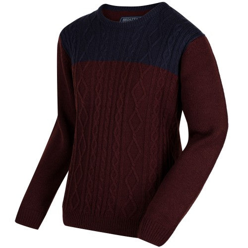 Front - Regatta - Pull KOBY - Homme