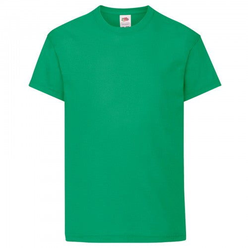 Front - Fruit Of The Loom - T-shirt à manches courtes - Enfant unisexe