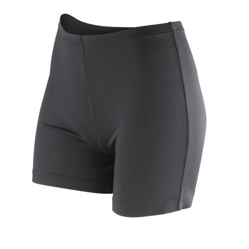 Front - Spiro Softex - Short de sport stretch - Femme