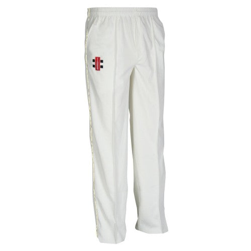 Front - Gray-Nicolls - Pantalon de cricket - Enfant (Lot de 2)