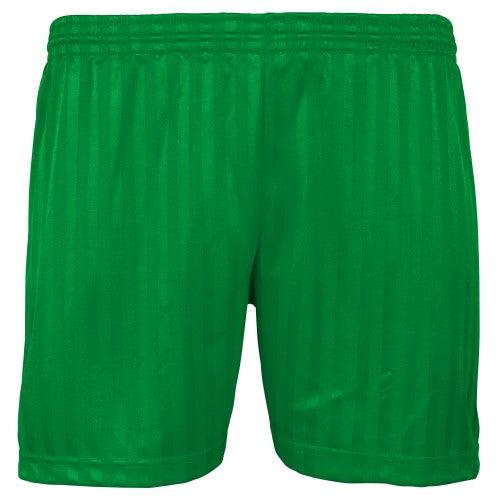 Front - Maddins - Short sport rayé - Enfant