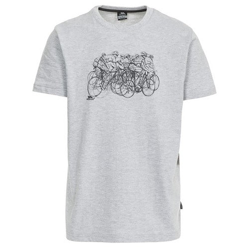 Front - Trespass Wicky - T-shirt - Homme