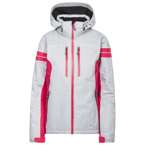 Front - Trespass Womens/Ladies Locki Waterproof Ski Jacket