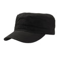 Denim - Front - Atlantis - Lot de 2 casquettes militaire - Adulte