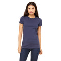 Rouge - Front - Bella The Favourite Tee - T-shirt à manches courtes - Femme