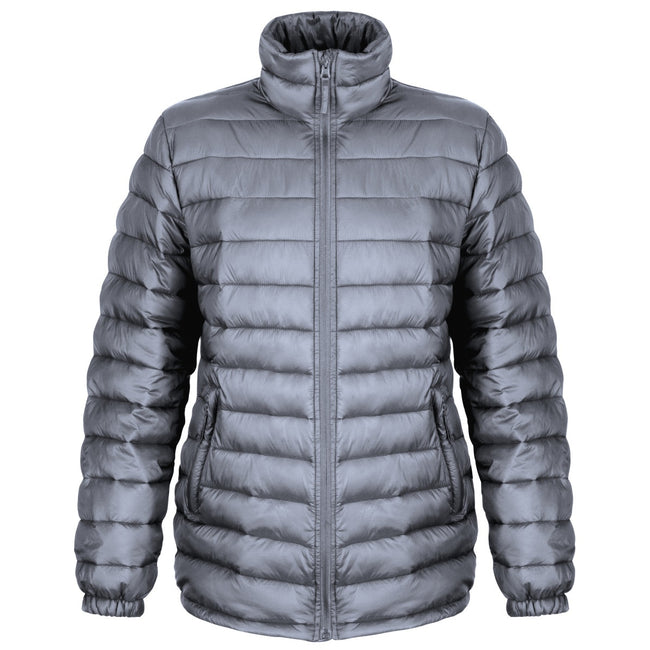 Rouge - Front - Result Ice Bird - Manteau coupe-vent hydrofuge - Femme