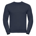 Bleu marine - Front - Russell - Sweat AUTHENTIC - Homme
