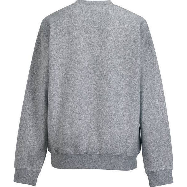 Gris clair - Back - Russell - Sweat AUTHENTIC - Homme