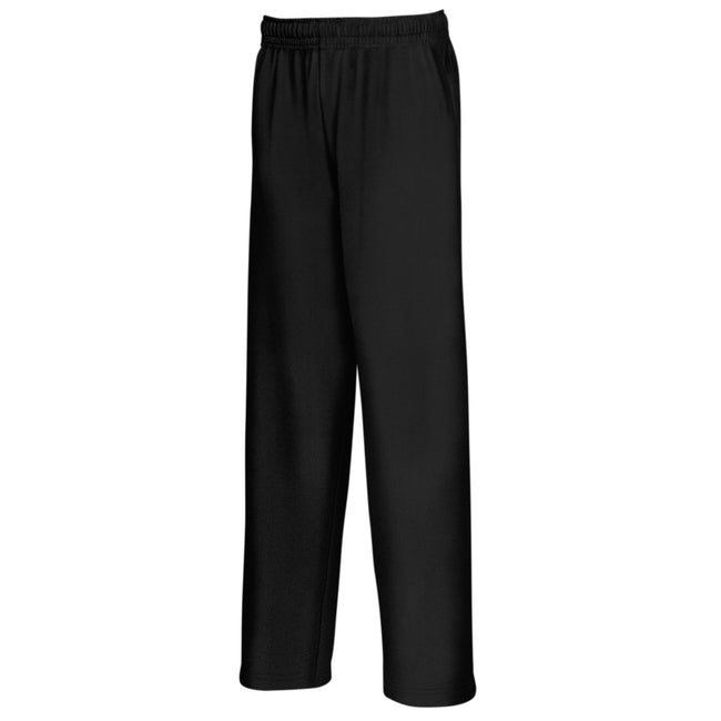 Noir - Back - Fruit Of The Loom - Pantalon de jogging - Enfant