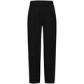 Noir - Front - Fruit Of The Loom - Pantalon de jogging - Enfant