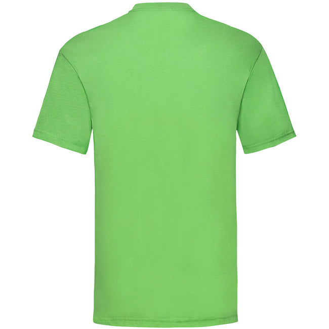 Vert clair - Back - Fruit Of The Loom - T-shirt manches courtes - Homme