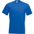 Bleu royal - Front - T-shirt à manches courtes Fruit Of The Loom pour homme