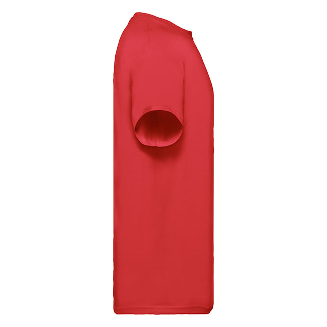 Bleu roi - Side - T-shirt à manches courtes Fruit Of The Loom pour homme