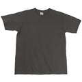 Graphite clair - Side - T-shirt à manches courtes Fruit Of The Loom pour homme