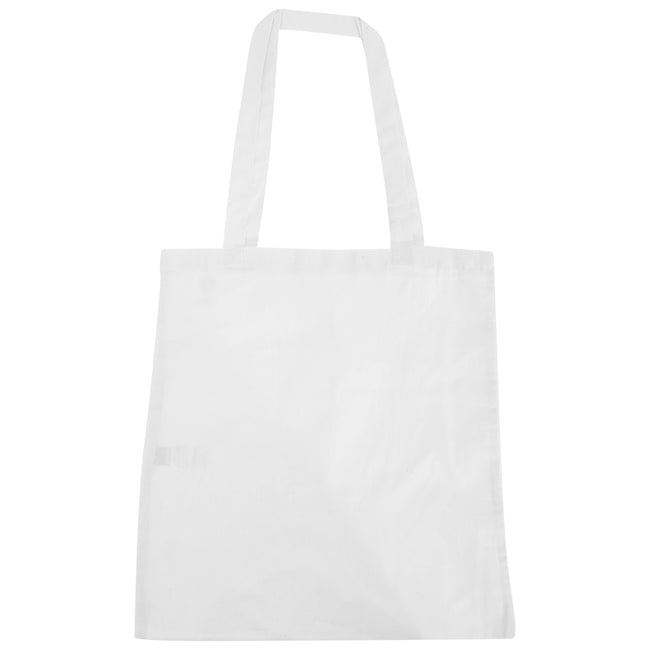 Blanc - Front - Jassz Popular - Sac de courses