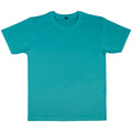 Turquoise - Back - Nakedshirt Larry - T-shirt - Homme