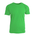 Vert tropique - Front - Nakedshirt Larry - T-shirt - Homme