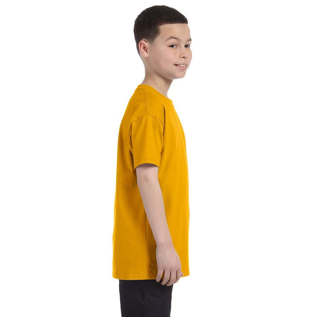 Or - Lifestyle - Gildan - T-Shirt en coton - Enfant