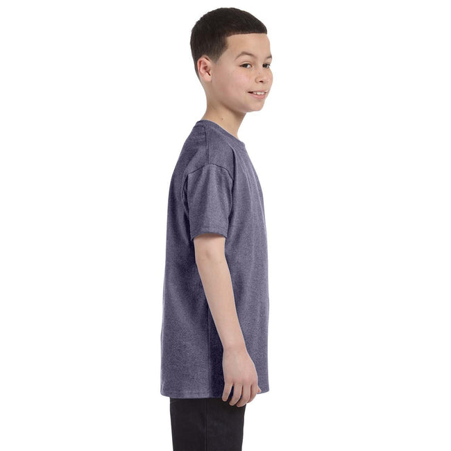Graphite - Pack Shot - Gildan - T-Shirt en coton - Enfant