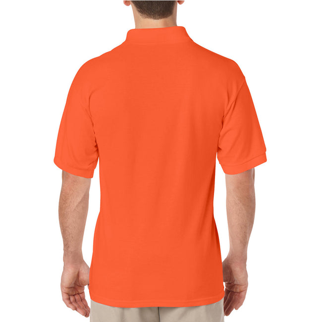 Orange - Pack Shot - Gildan - Polo à manches courtes - Homme