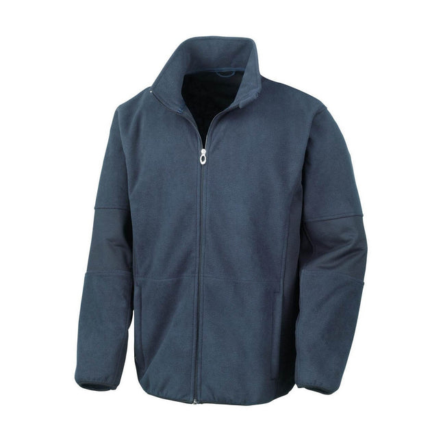 Bleu marine - Front - Result Osaka TECH Performance - Veste imperméable coupe-vent - Homme