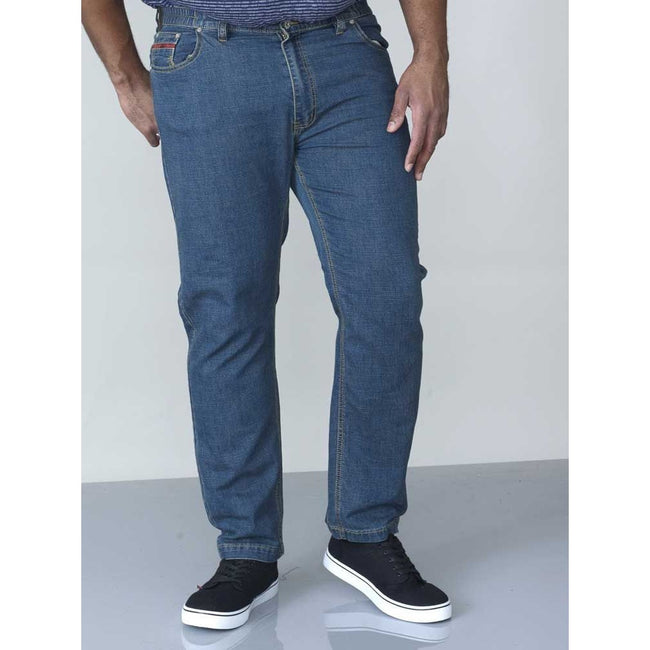 Bleu - Back - Duke - Jean BAILEY - Homme
