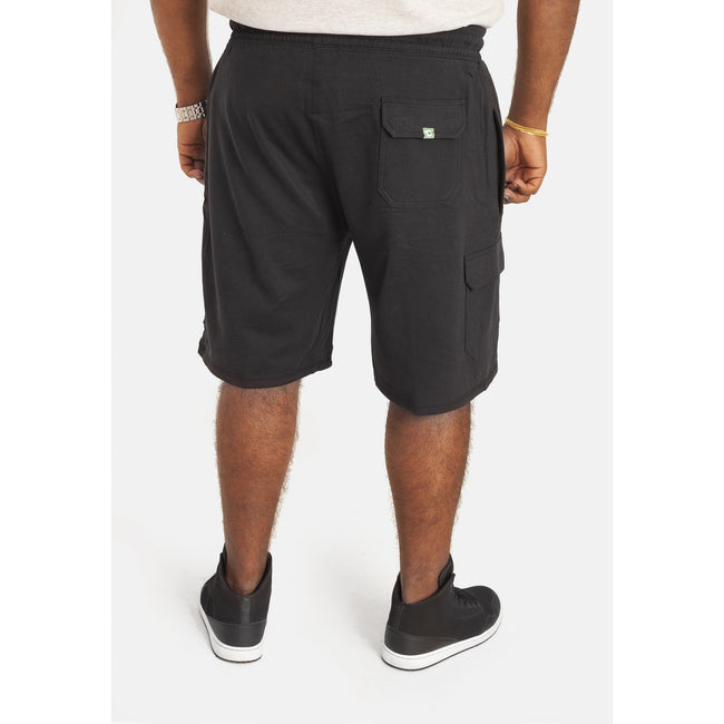 Noir - Side - Duke - Short cargo JOHN - Homme