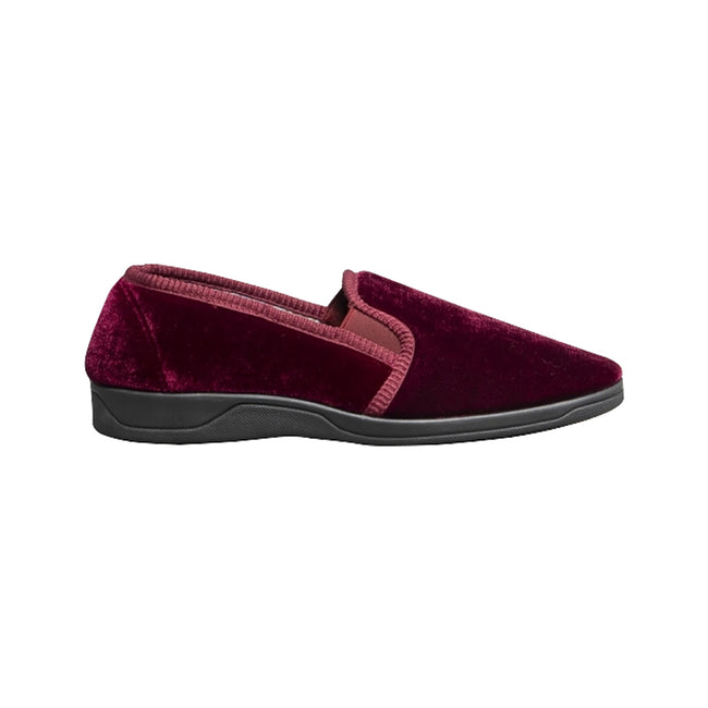 Bordeaux - Side - Mirak Andy - Chaussons - Homme