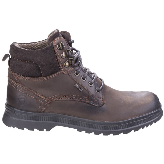 Marron - Back - Cotswold Gloucester - Bottines - Homme
