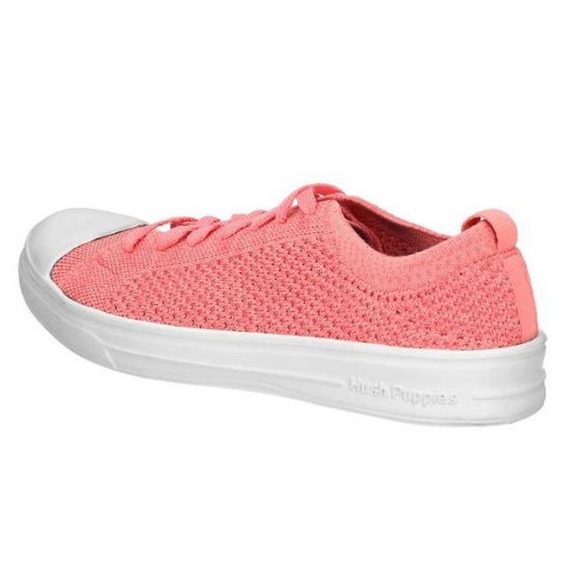 Corail - Side - Hush Puppies - Tennis SCHNOODLE - Femme