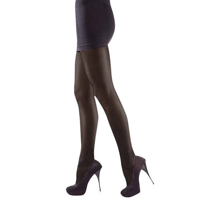 Sherry - Front - Silky - Collants maintien (1 paire) - Femme