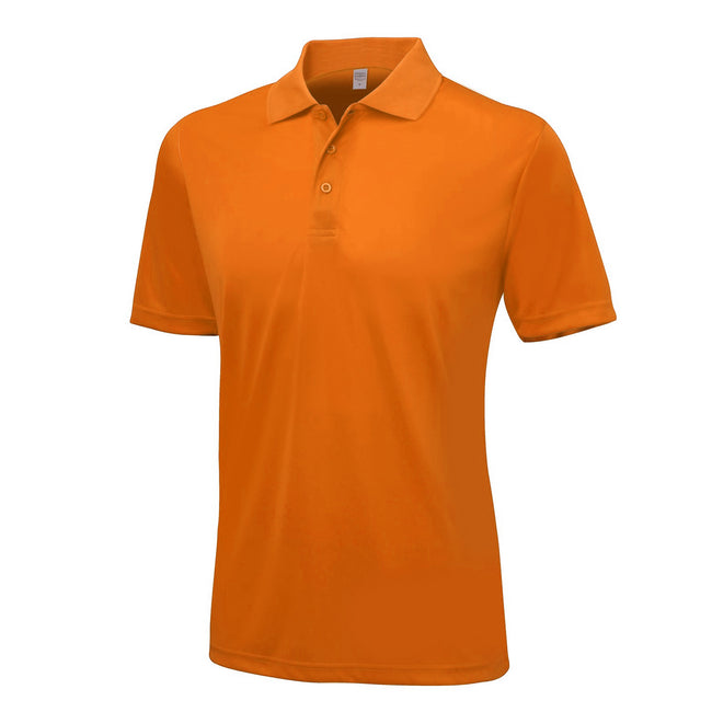 Bleu marine - Front - AWDis Just Cool - Polo - Homme